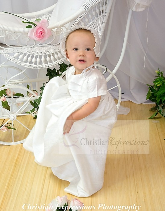 unisex christening gown for boys and girls style jamie