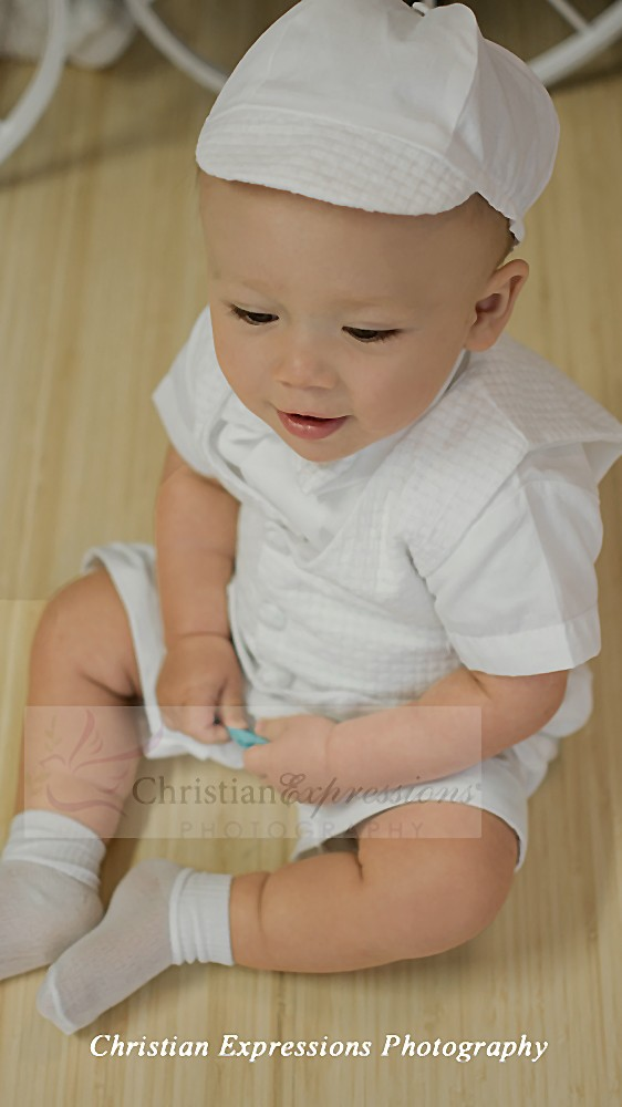 Lightweight Summer Christening Outfits for Boys