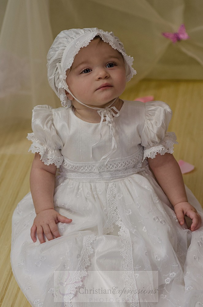 christening gown style christine