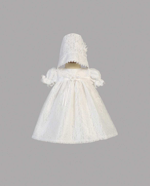 Girls Christening Dress Style Melissa