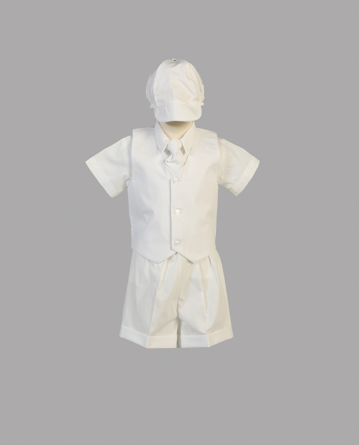 Boys Christening Romper Style Peter