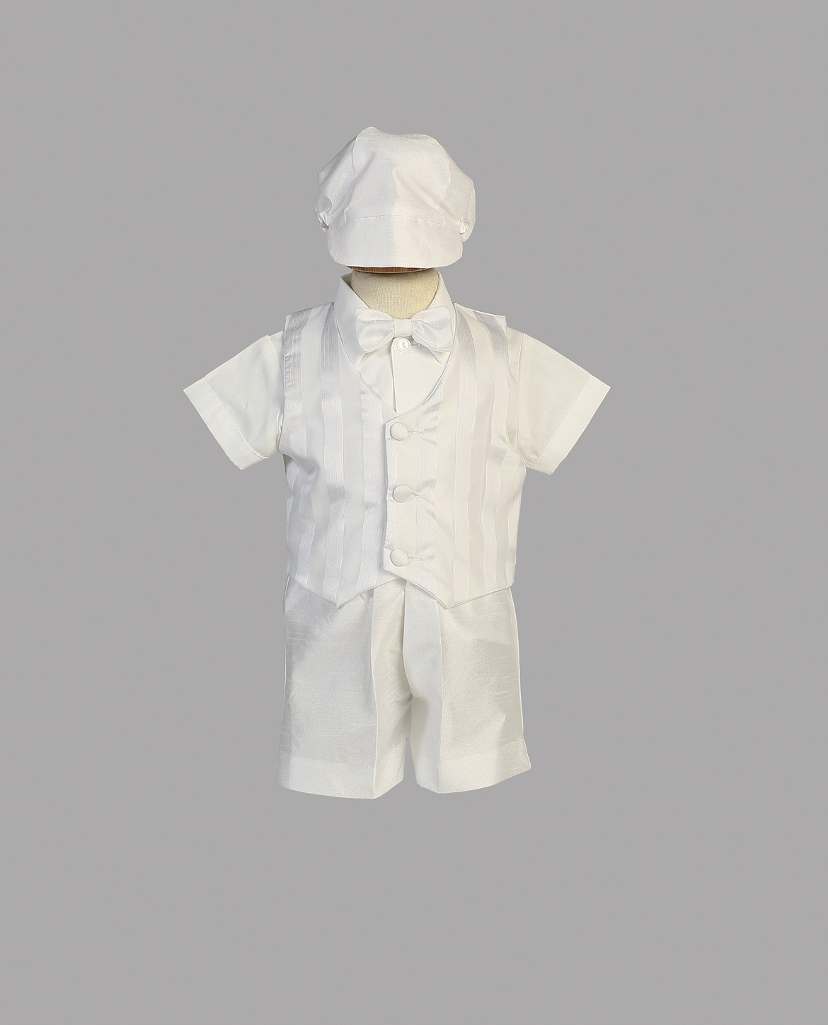 Boys Christening Romper Style Richard