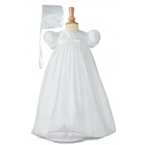 Girls Christening Gown Style Monica
