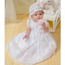 girls christening gown style samantha