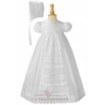 Lace Christening Gowns for Sale