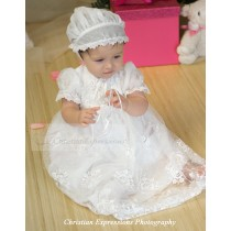 Stylish Baptism Gowns