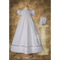 Elegant Christening Gowns for Baby Girls