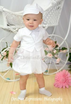 Catholic Baptism Outfits for Boys